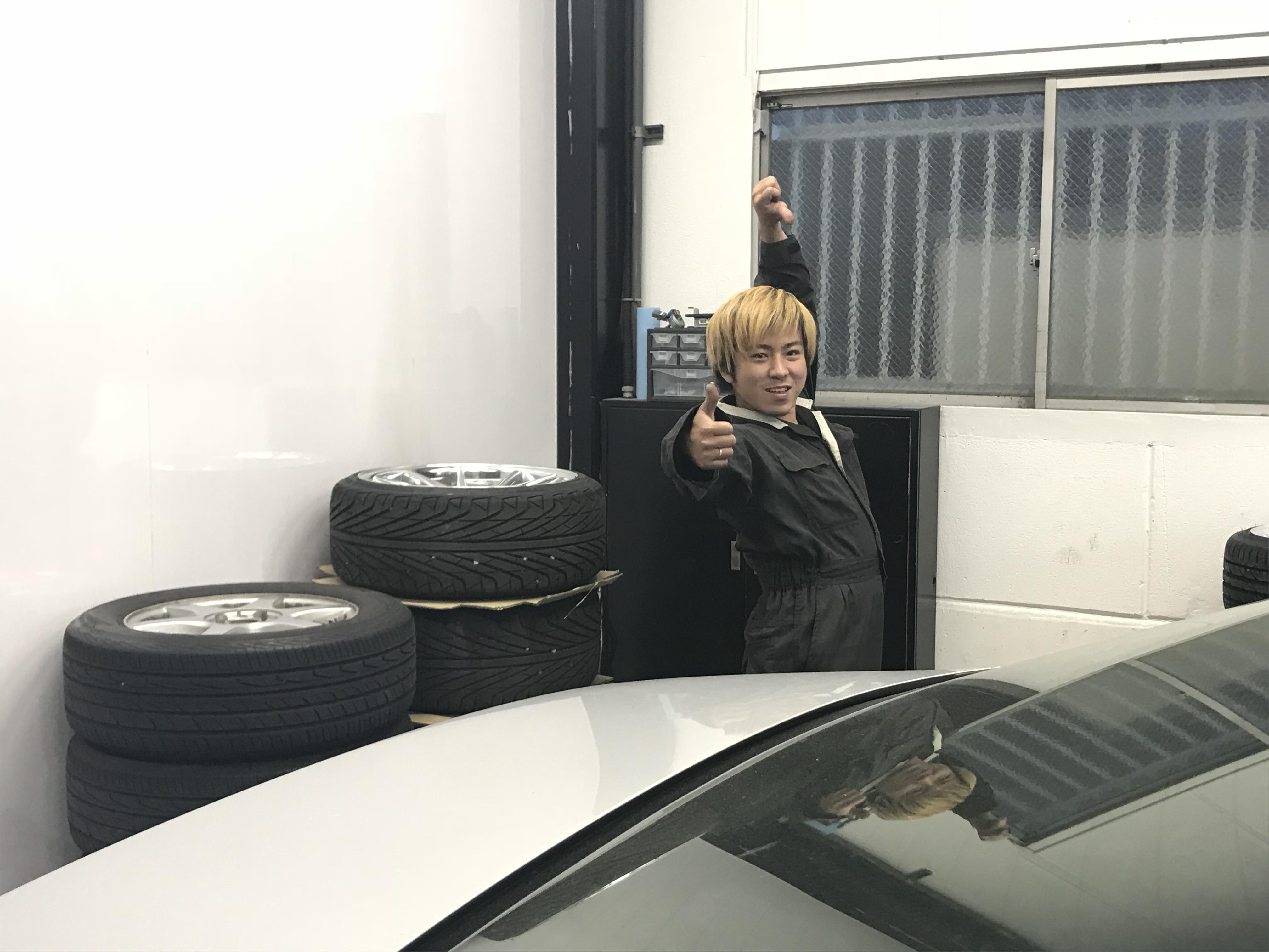 ☆GarageSuccess 高槻店☆ 本日は陸運局です!!!