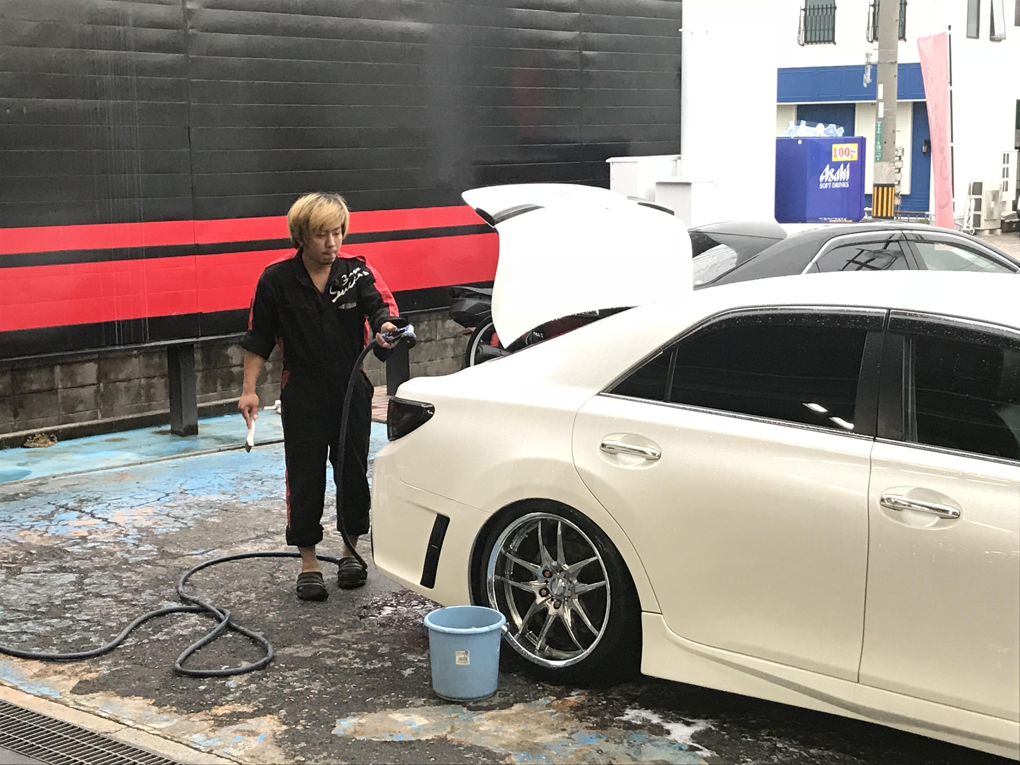 GarageSuccess 高槻店 マークX専門店 からシンちゃん 6月23日