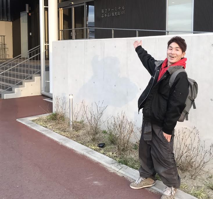 Garage Success 大阪➡鹿児島➡大阪 ほのぼのフェリーでるんるんるん(´_ゝ`)ふッ