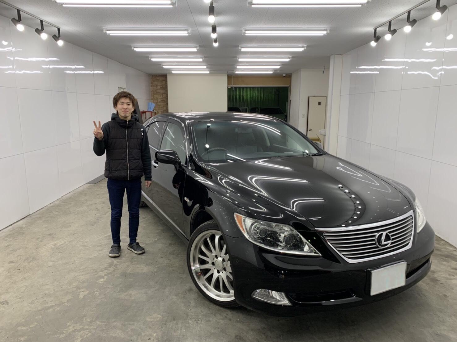 ★Garage Success★さようならLEXUS LS460★