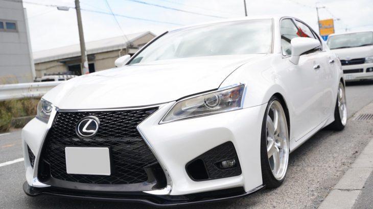 LEXUS GS/純VIP マフラー