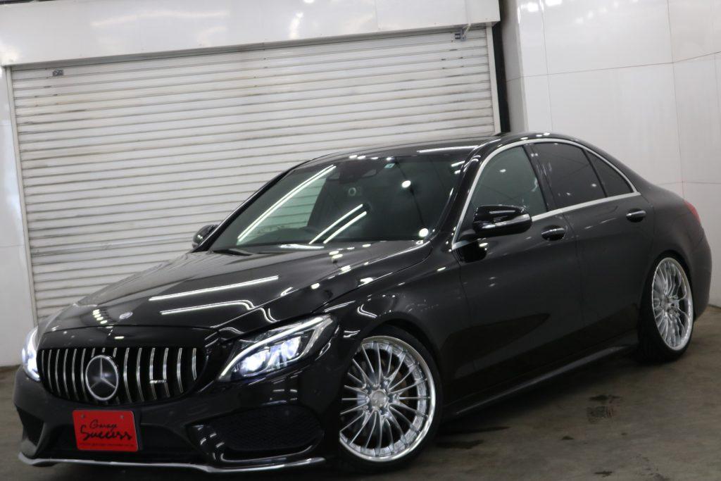 New!MercedesBenzCclass!